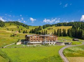 Brunelle Seiser Alm Lodge, hotel en Alpe di Siusi