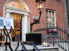 Pembroke Townhouse, bed & breakfast a Dublino