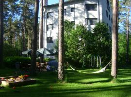 Hotelli Mäntylinna, hotelli Ylihärmässä