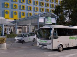 Holiday Inn Athens Attica Av, Airport W., an IHG Hotel, hotel near Elefthérios Venizélos Airport - ATH, Athens