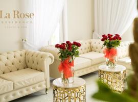 La Rose Residence – hotel w mieście Mikołajki