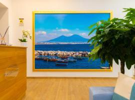 Le Meraviglie Di Napoli, bed & breakfast a Napoli
