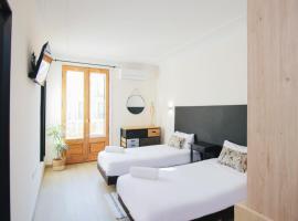 HA Balmes Terrace Apartments, apartment in Barcelona