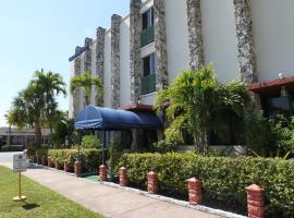 Hotel Chateaubleau, hotel em Miami
