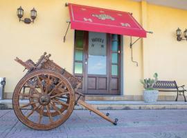 Hotel Merlino, hotell i Avola