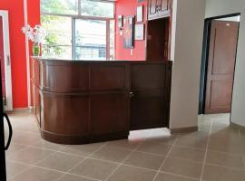 hotel villa morenta, hotel in Yopal