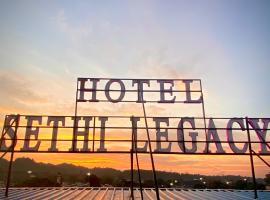 Hotel Sethi Legacy, hotel en Haridwar