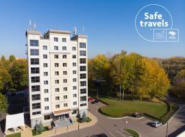 RiverSide- Restaurant, Hotel, Beach, hotel in Chernihiv