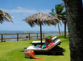 Pousada Farol das Tartarugas, beach hotel in Praia do Forte