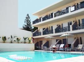Melitti Hotel, hotel in Rethymno Town