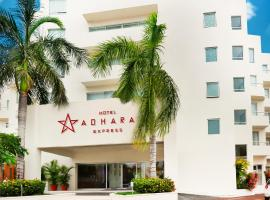 Adhara Express, hotel em Cancún