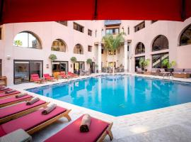 Hivernage Hotel & Spa, hotel near The Montgomerie Golf Course, Marrakesh