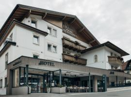 Hotel Die Barbara, hotel in Schladming