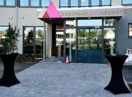 Soloplan City Resort, Hotel in Kempten