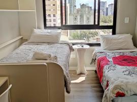 All You Need - Solteiro Twin - AYN057, apartment in Curitiba