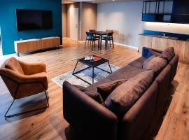 Swiss Apartment Prishtina, apartment in Pristina