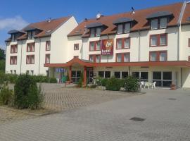 Hotel Leipzig West, hotel near Leipzig/Halle Airport - LEJ, Schkeuditz