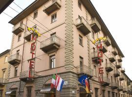 Hotel Savona, hotel ad Alba
