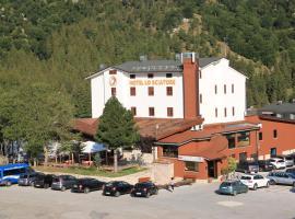 Club Hotel Lo Sciatore, hotel in San Massimo