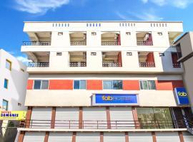 FabHotel Damanis Ashok Nagar Udaipur, hotel near Moti Magri, Udaipur