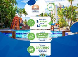 Hotel Prive, hotel in Caldas Novas