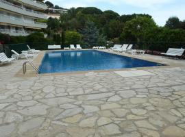 Domaine Croix des Gardes, accessible hotel in Cannes