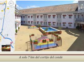 Hotel Reyes Ziries, hotel cerca de Aeropuerto Federico García Lorca de Granada-Jaén - GRX, Albolote