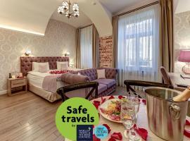 Бутик-отель Павловские Апартаменты, hotel near Mikhaylovsky Palace, Saint Petersburg