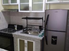 Condominios leticia 1, hotel with parking in Higuey