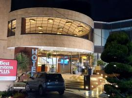 Best Western Plus Gran Marques, hotel in Toluca