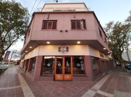 Hotel Bonino, hotel en Villa Mercedes