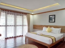 Nature resort,西哈努克的飯店