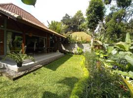 Karma's House Ubud, apartment in Ubud