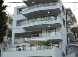 Blue4Aqua Apartments, hotel with parking in Kavala