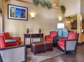 Comfort Suites Portland Airport, hotel in Portland