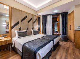 Endican Sultanahmet Hotel, hotel in Istanbul