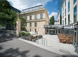 LOFT Hotel Bratislava, отель в Братиславе