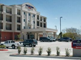 SpringHill Suites Galveston Island, hotel near Port of Galveston, Galveston