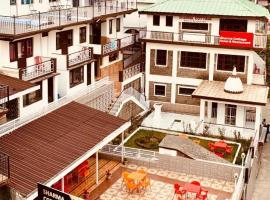 Idaa Hotel, hotel en McLeod Ganj
