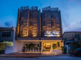Ink Hotel - Siam Road George Town, hotel in George Town