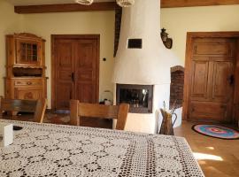 Komfortowy dom na wsi ze stawem, villa in Dydule