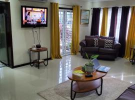 Maison Romantique, apartment in Kingston