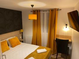 Ménil Bon Temps, hotel in 20th arr., Paris