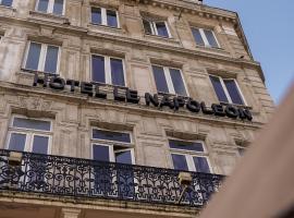 Le Napoleon, hotel in Lille
