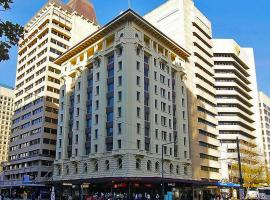 Quality Apartments Adelaide Central, serviced apartment in Adelaide