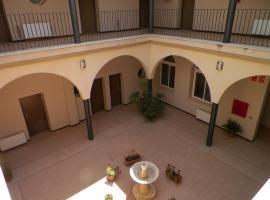Ciudad del Renacimiento, hotel en Baeza