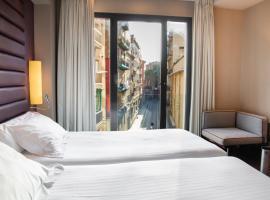 Pestana Arena Barcelona, hotel in Barcelona