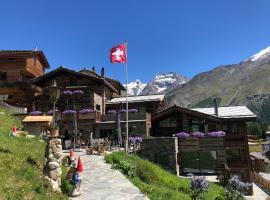 Boutique Lodge Spycher, hotel near Alpin Express, Saas-Fee