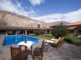 Hotel San Agustin Urubamba, hotel in Urubamba