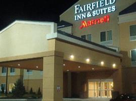 Fairfield Inn & Suites Frankfort, hôtel à Frankfort